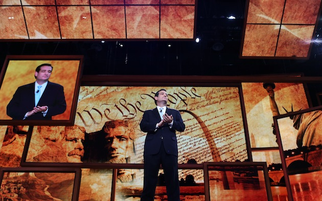 Ted Cruz at the 2012 Republican National Convention