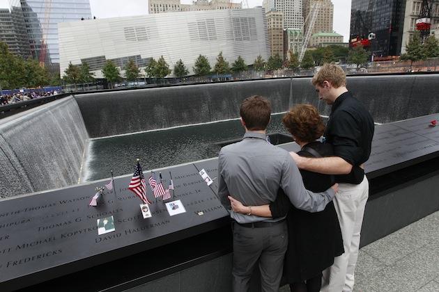 Anniversary Of 9-11 Terror Attacks