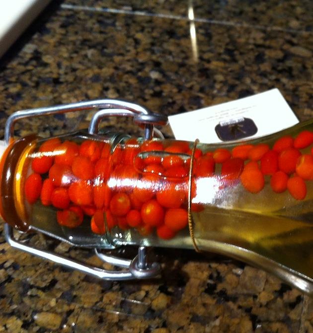 Chilies in Vinegar