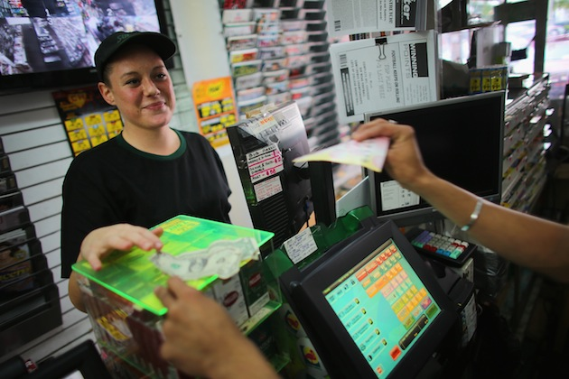 Powerball Jackpot Reaches A Record $500 Millon