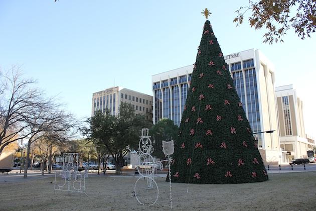 Downtown Midland Tree