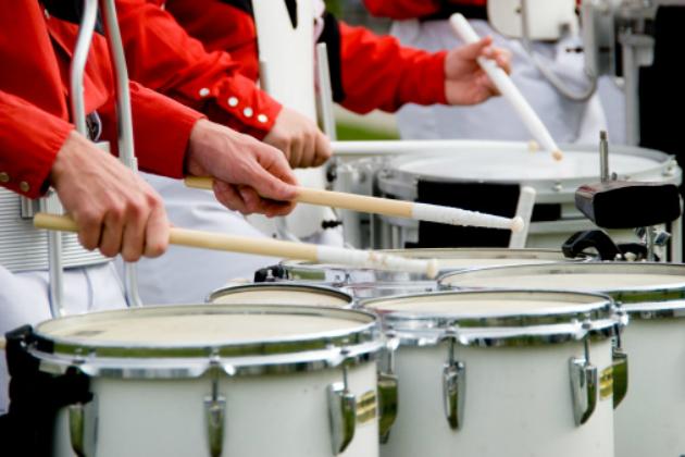 Battle of the High School Drumlines